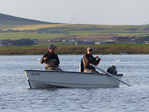 The Orkney Trout Fishing Association, Orkney Islands, Scotland, UK