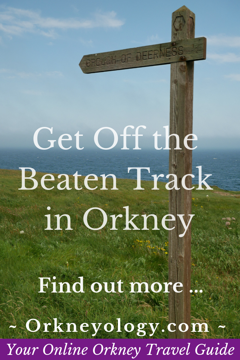 Discover off the beaten path things to see and do in Scotland's Orkney Islands at Orkneyology.com