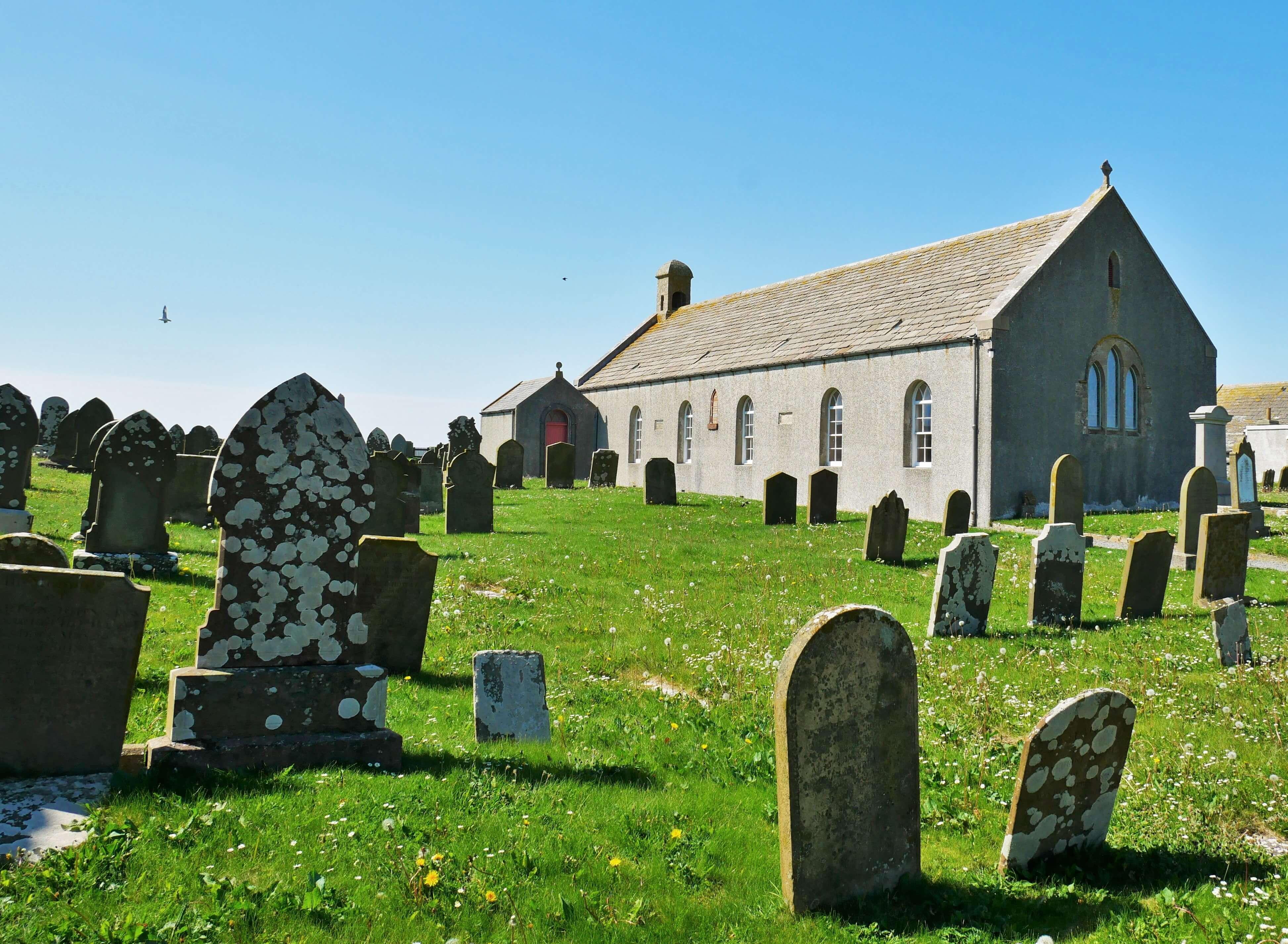 St Magnus Kirk, Birsay, Orkney Islands, Scotland - Orkneyology.com