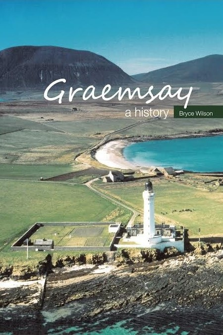 Scotland's Orkney Islands' writer, historian and artists B. Wilson writes about his ancestral home - the Orkney Island of Graemsay