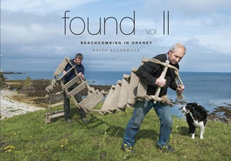 Found 2, Keith Allardyce, photos and stories of beach combing in Scotland's Orkney Islands - Orkneyology.com