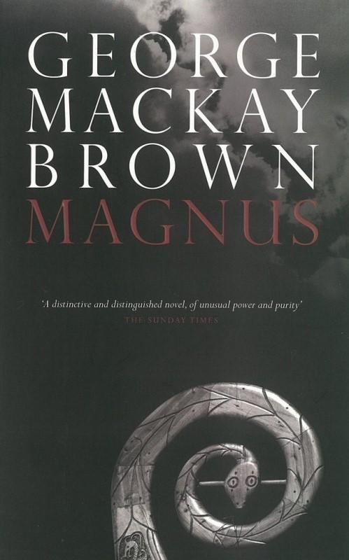 Orkney poet and author George Mackay Brown's Magnus