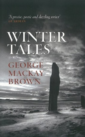 Scotland's Orkney Islands writer GMB's collection of short stories, Winter Tales - Scotland
