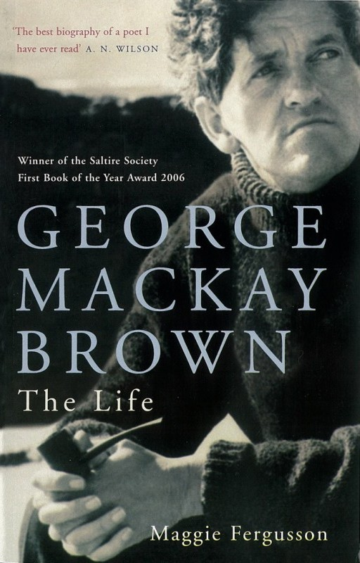 George MAckay Brown, the Scottish Orney Islands' beloved poet from Stromness, Orkney.