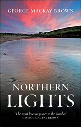Orkney Islands bard, GMB's book Northern Lights, Scotland