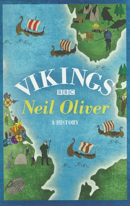 Vikings book, Neil Oliver. https://www.Orkneyology.com