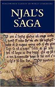 Njals's Saga - an Icelandic saga