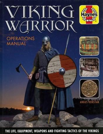 Viking Warrior book, Angus Konstam