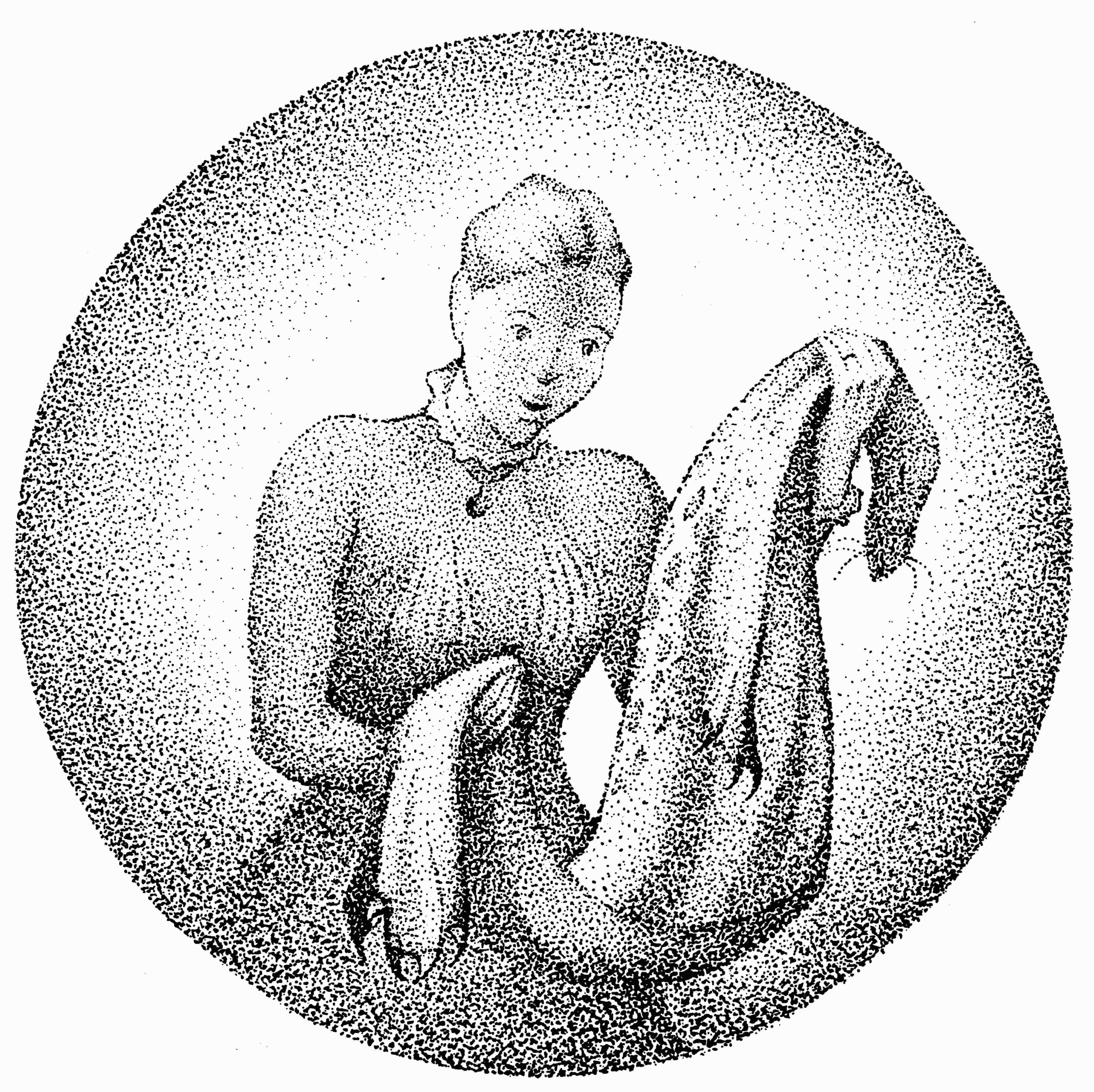 Orkneyology.com - Orkney folklore illustration of a selkie maiden, used by kind permission of Stromness artist, Bryce Wilson. Copyright Bryce Wilson
