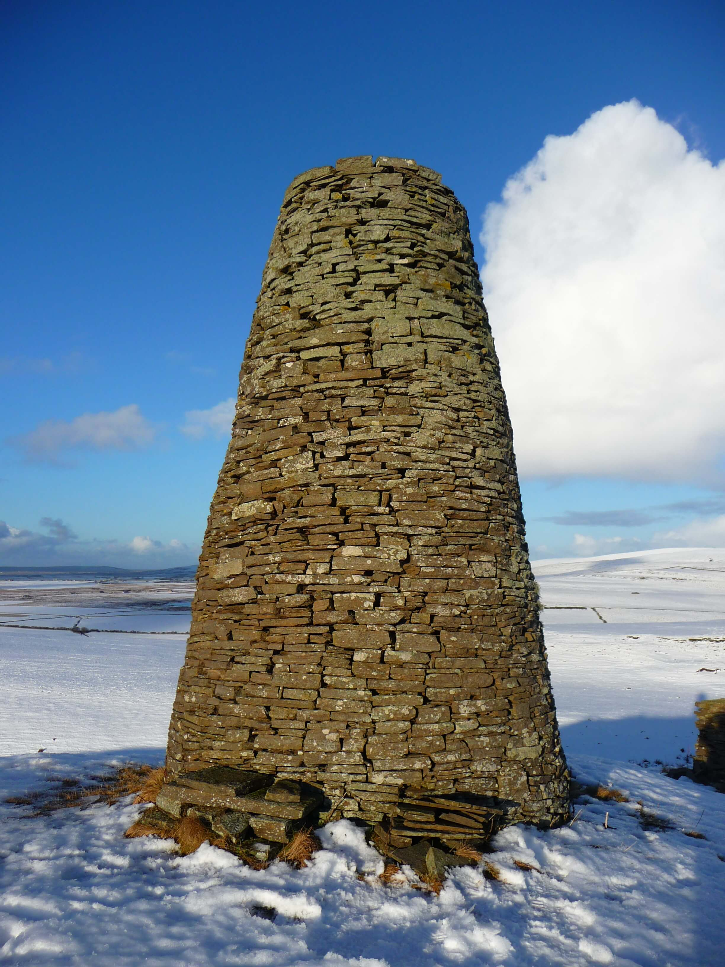 Buckle's Tower, Firth, Orkney Islands, Scotland