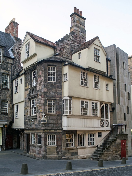 John Knox House in Edinburgh, site of the Scottish Storytelling Centre and the annual storytelling festival https://www.orkneyology.com