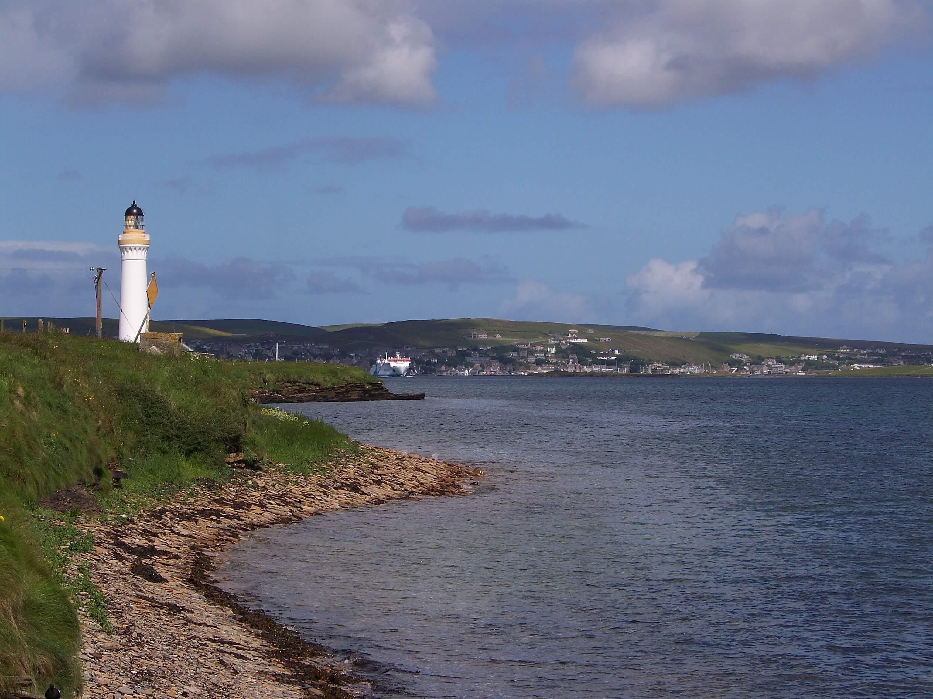 Hoy Sound High Lighthouse, Orkney