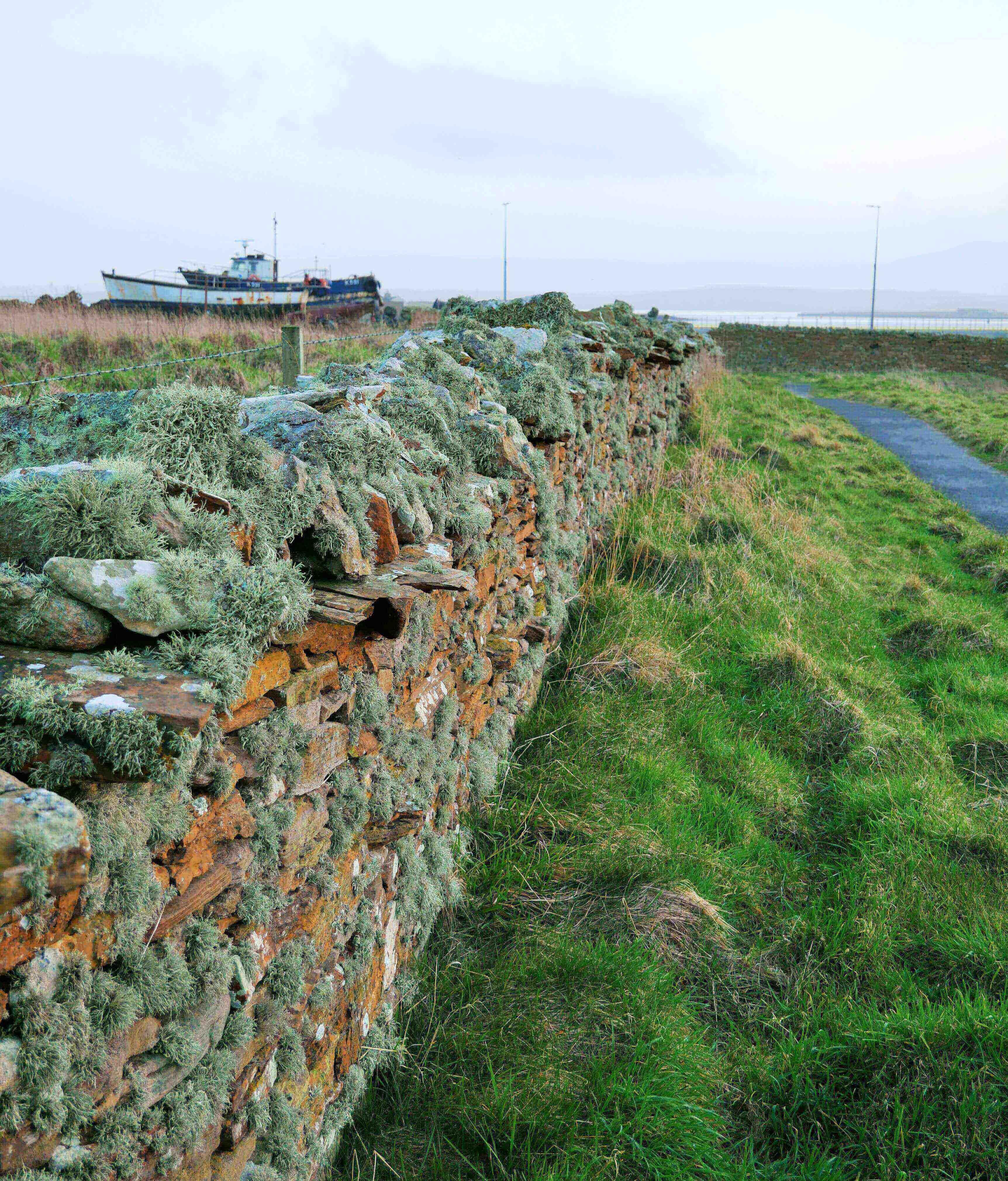 Walking path in Stromness, Orkney Islands, Scotland, UK - Orkneyology.com