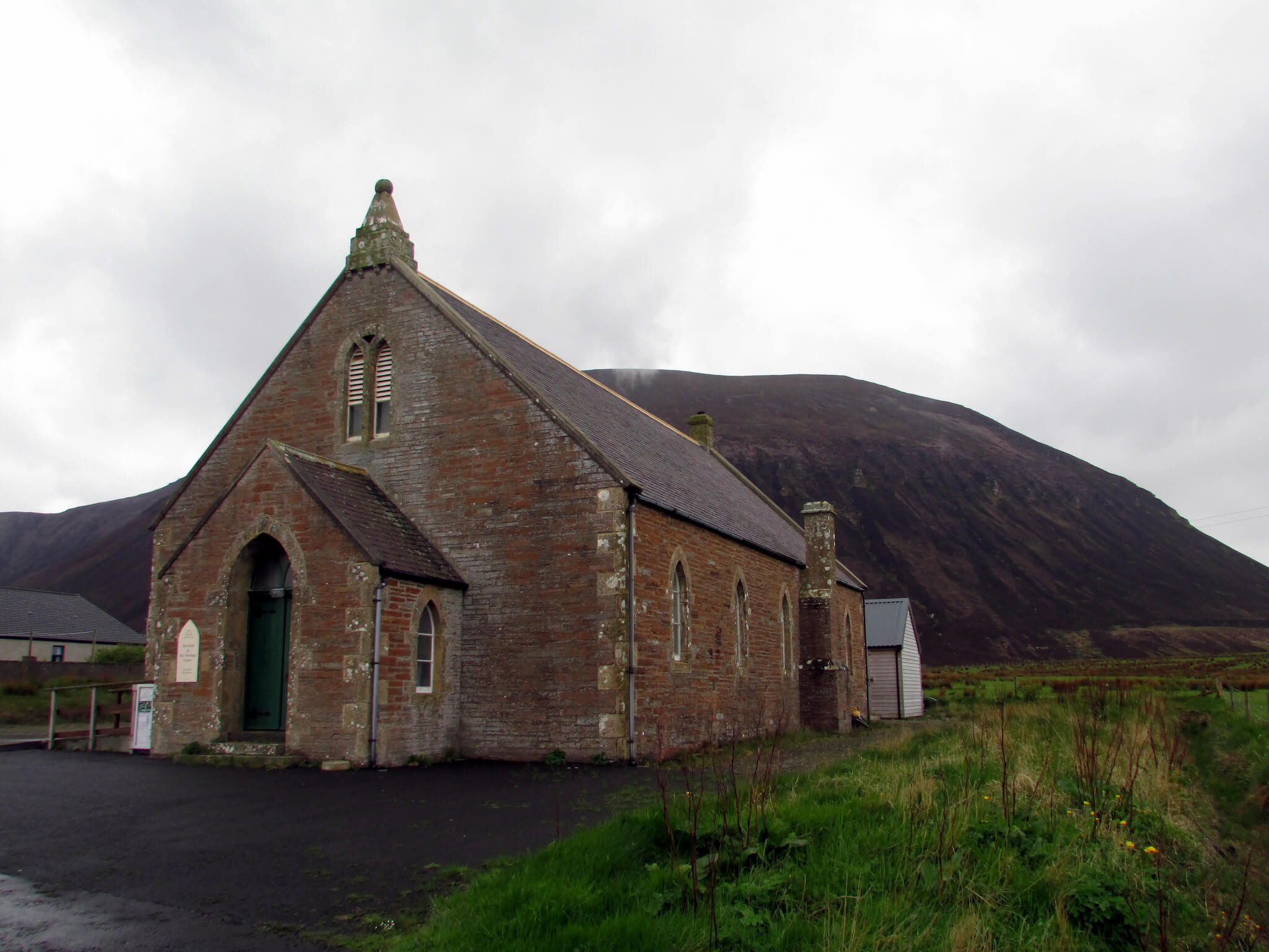 Hoy Kirk Museum, Hoy Orkney