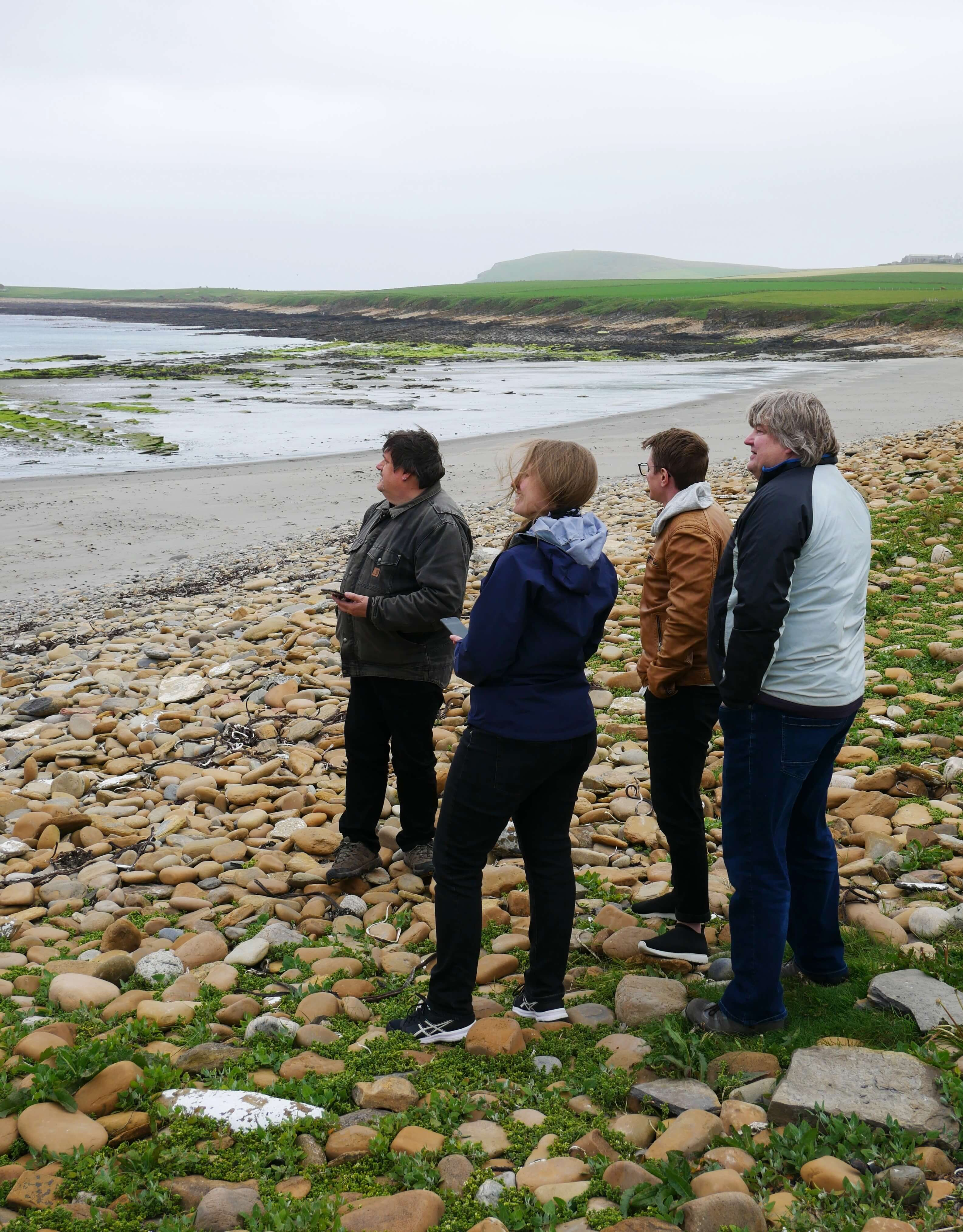 The creators of the free Orkney storytelling Android app of Scotland's Orkney Islands' West Mainland. Discover Orkney through the stories of Orcadian storyteller Tom Muir. Orkneyology.com