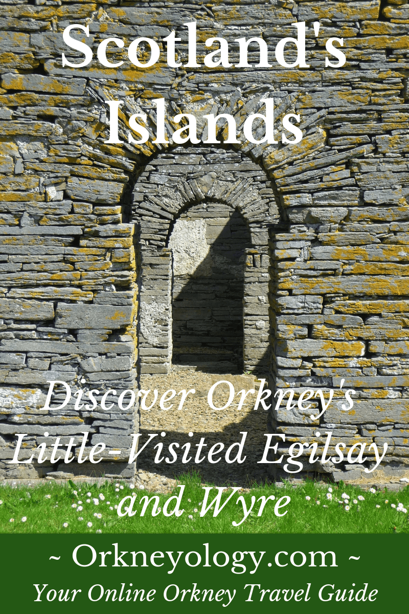 Visit the Orkney Islands of Egilsay and Wyre, where Viking history was made and poets were born. Find out how to visit Orkney at www.Orkneyology.com