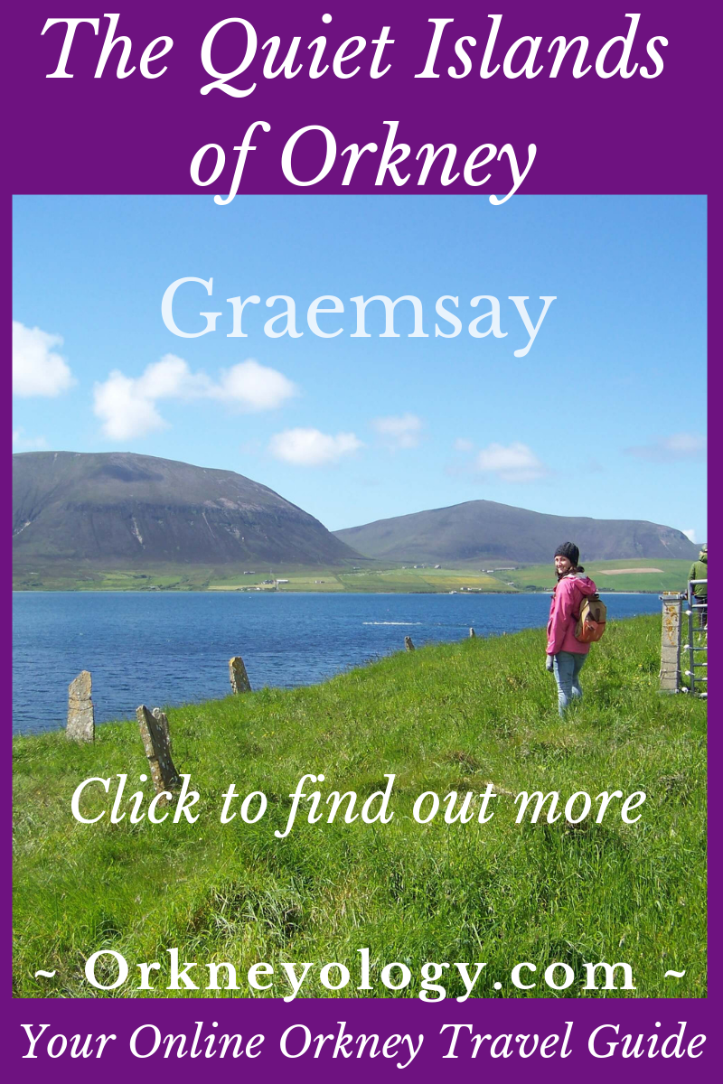 Orkney Islands, Scotland - a tiny island near Stromness. Find out more at Orkneyology.com
