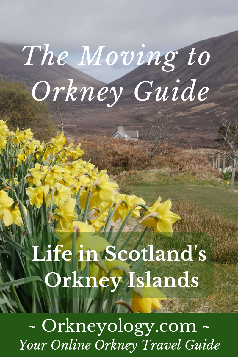 Moving to Scotland's Orkney Islands - what's it like living on a Scottish island? www.Orkneyology.com