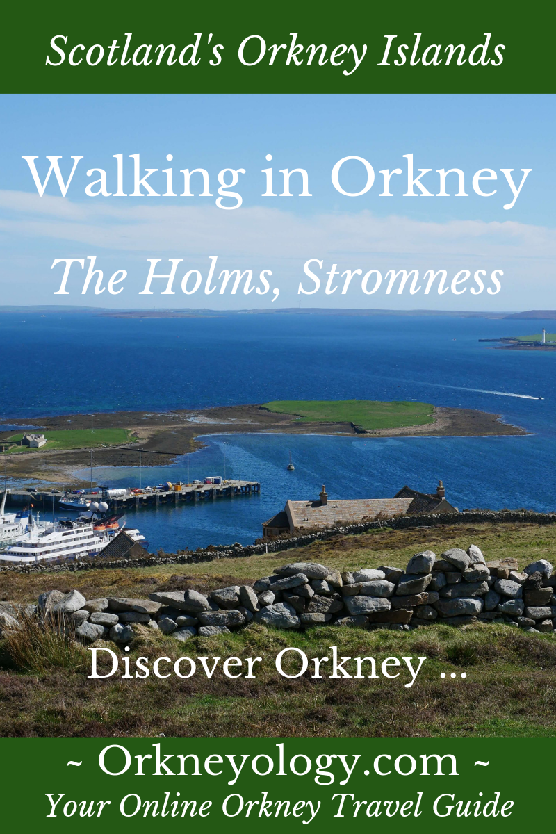 The Holms, Stromness, pin from Orkneyology.com