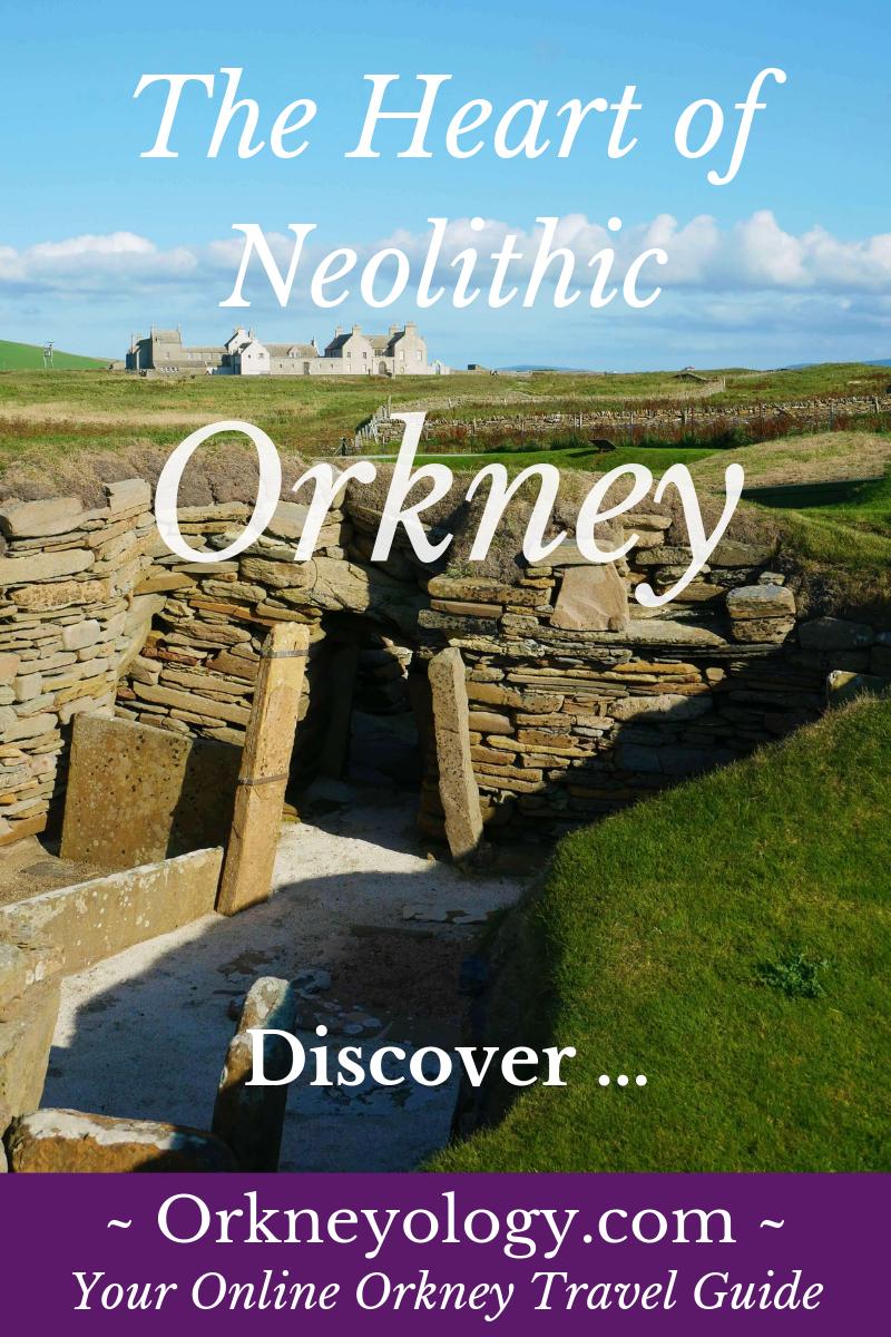 World Heritage Neolithic sites, Orkney Islands, Scotland, UK