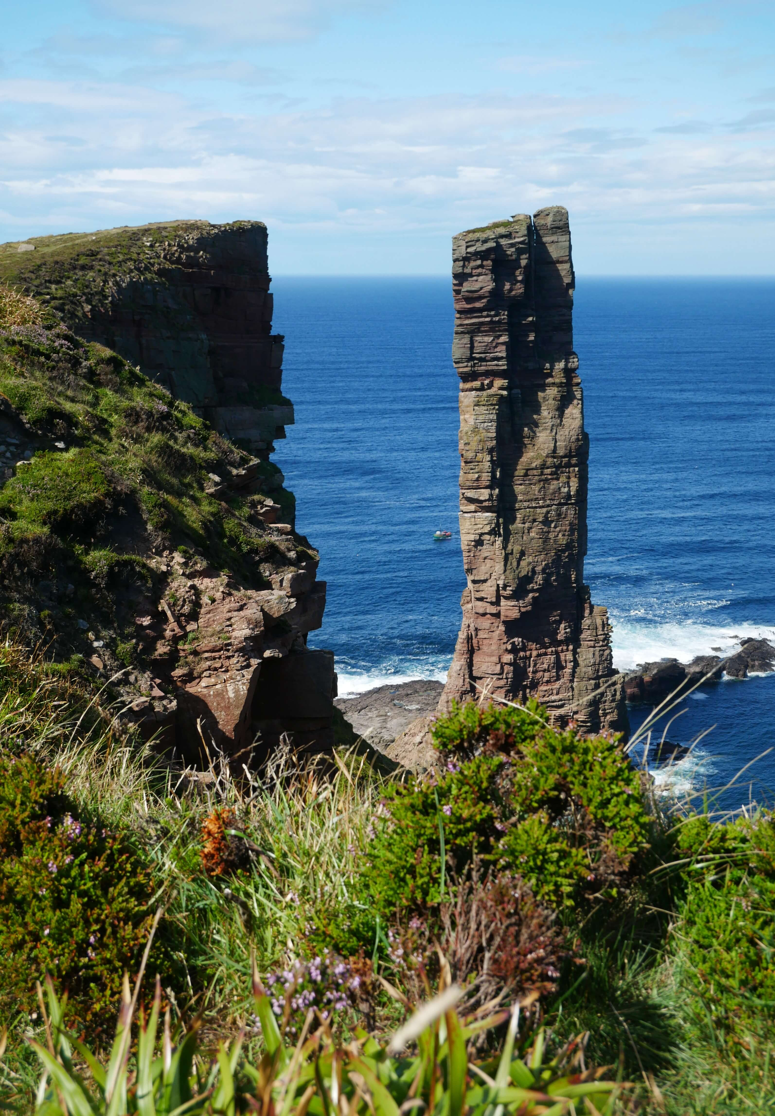 The Old Man of Hoy, Orkney Islands, Scotland