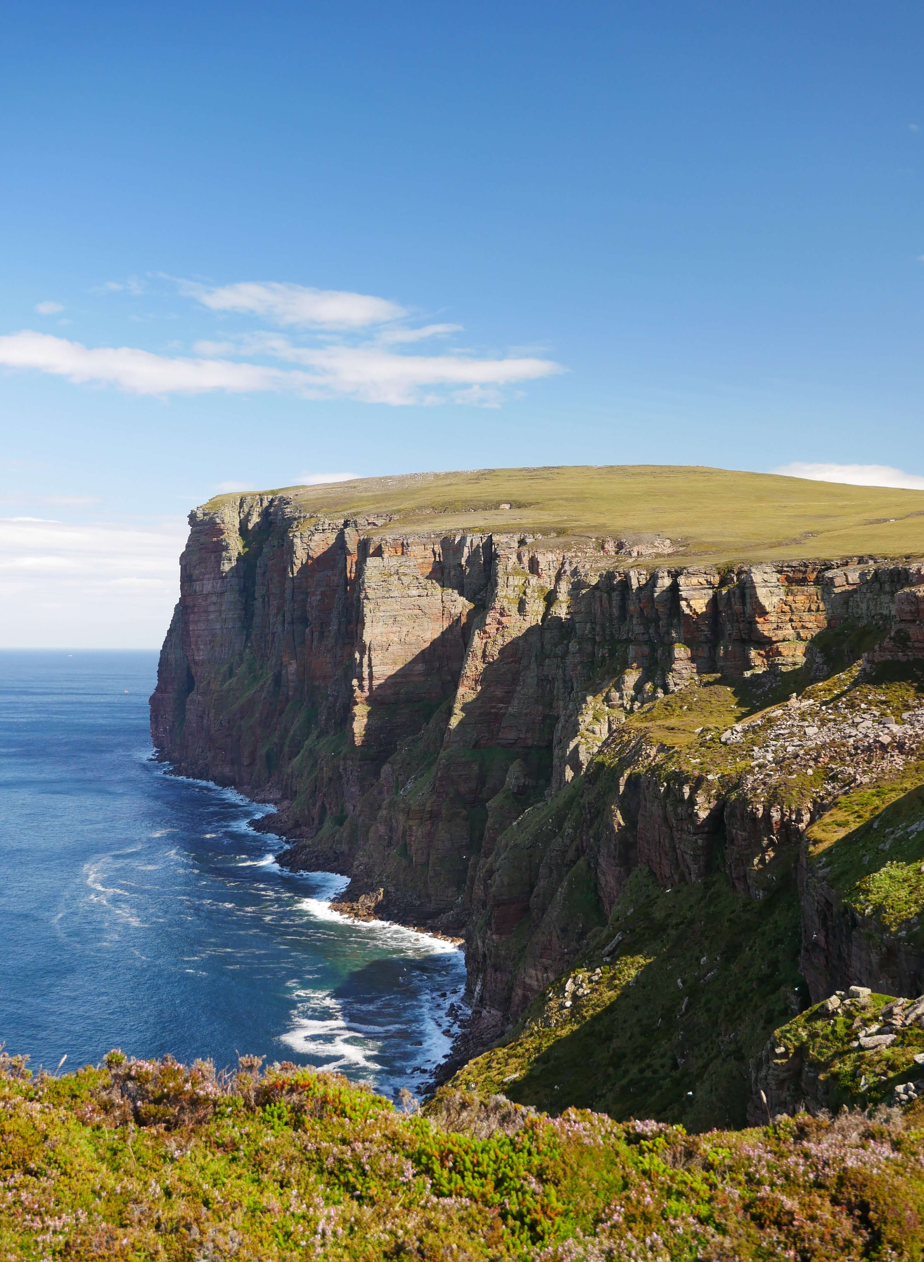 St John's Head, island of Hoy, Orkney