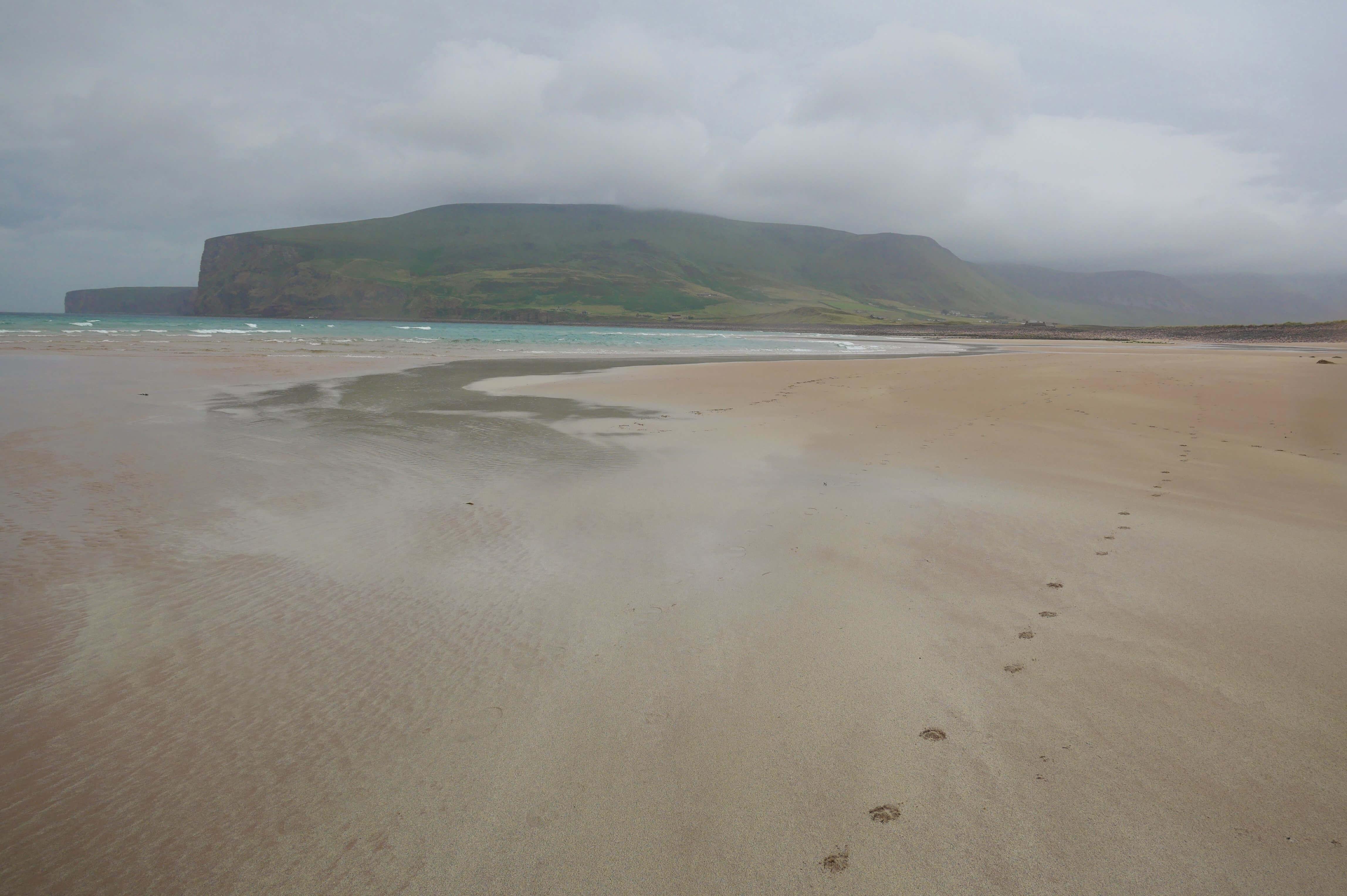 Rackwick Beach, island of Hoy, Orkney Islands, Scotland, UK