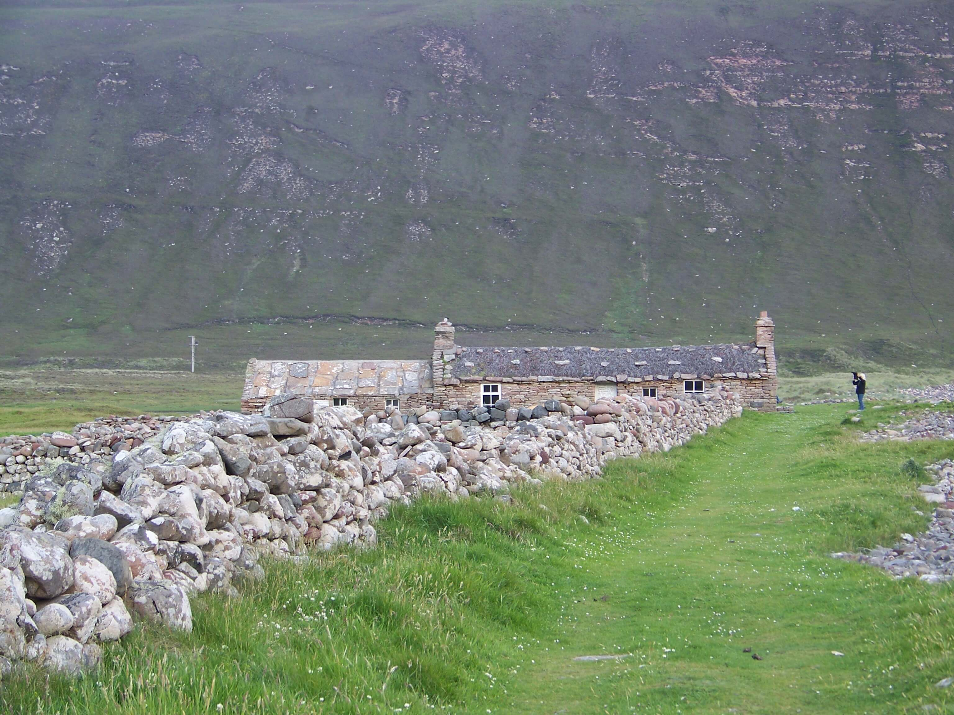 The bothy - Hoy, Orkney