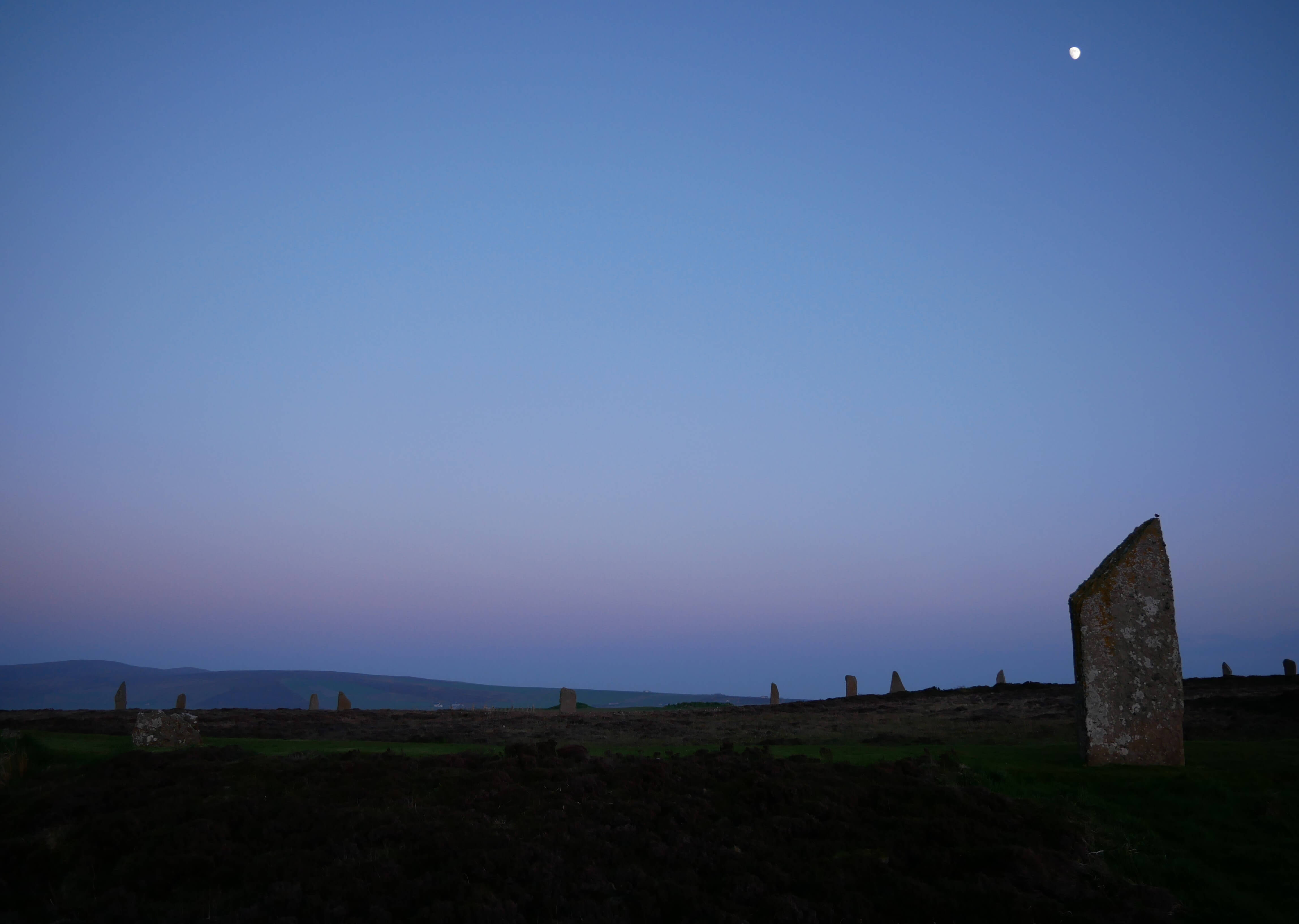 Ring of Brodgar, Stenness, Orkney, Scotland, UK
