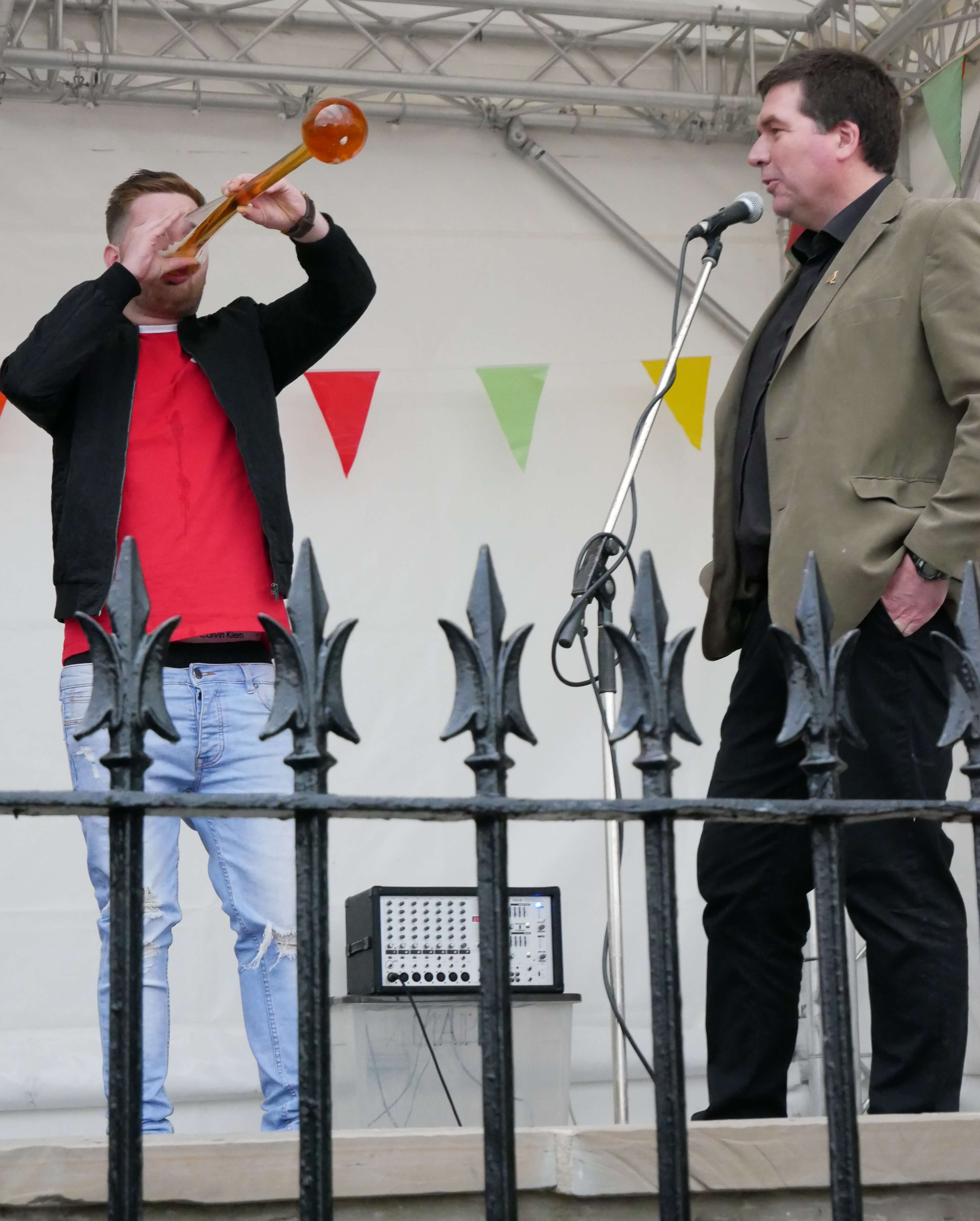 Stromness Shopping Week - a gala collection of silliness and frivolity, such as the