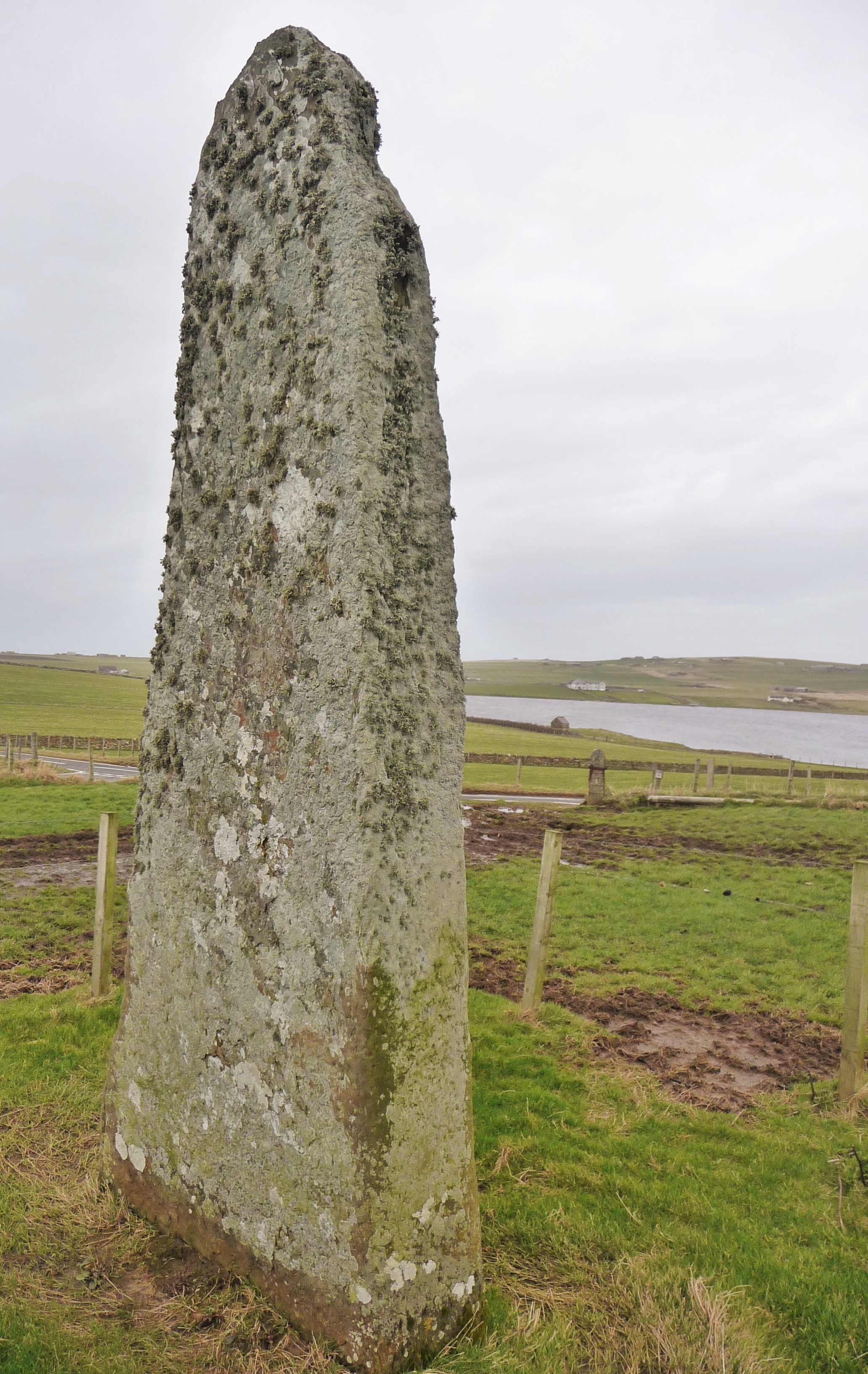 Stone of Quoyboon, Orkney Islands, Scotland - Orkneyology.com