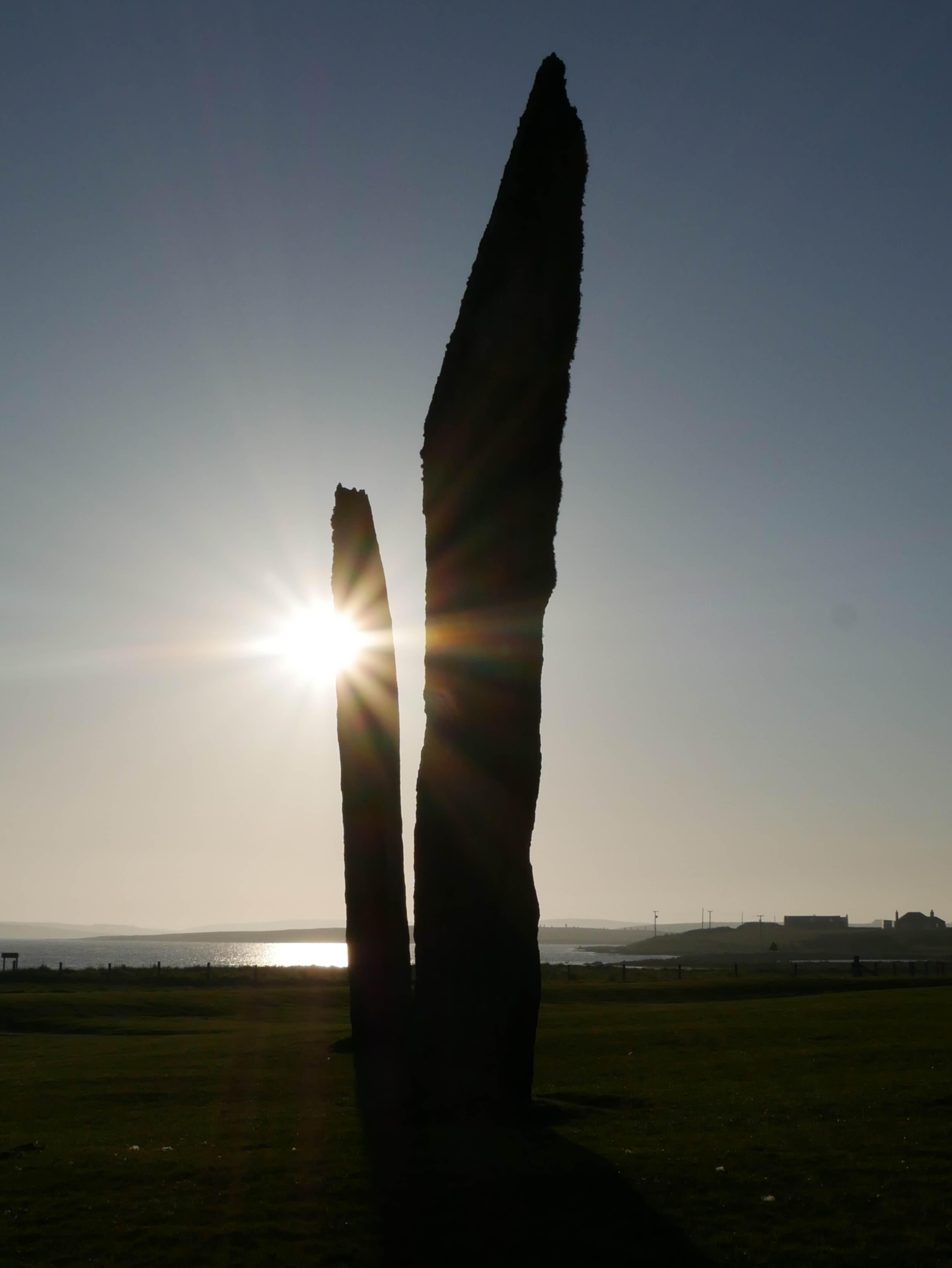 Stones of Stenness, Orkney Islands, Scotland - Orkneyology.com