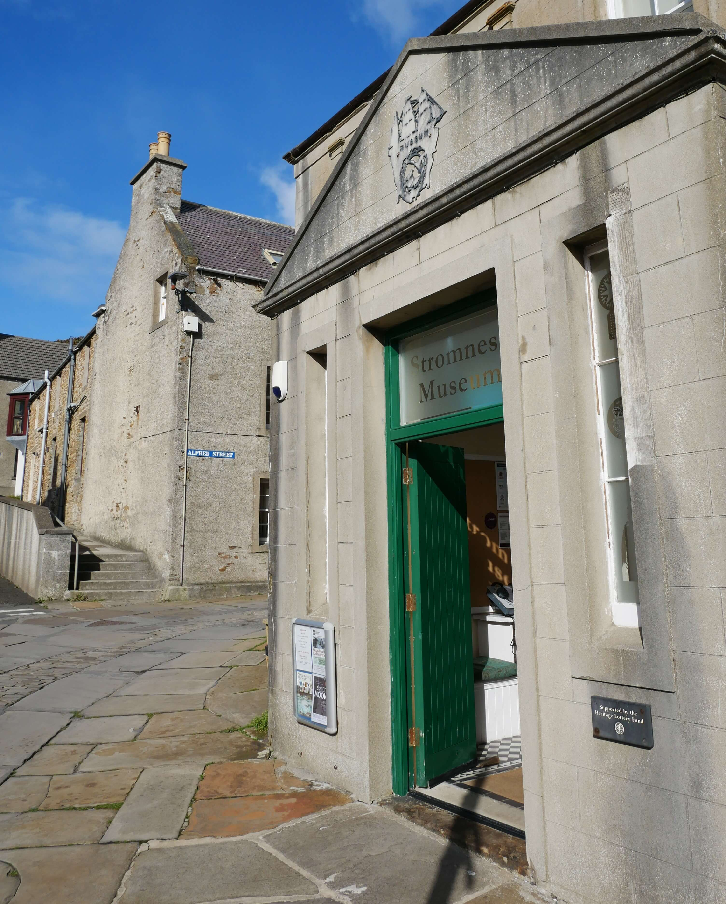 Stromness Museum, Stromness, Orkney Islands, Scotland, UK