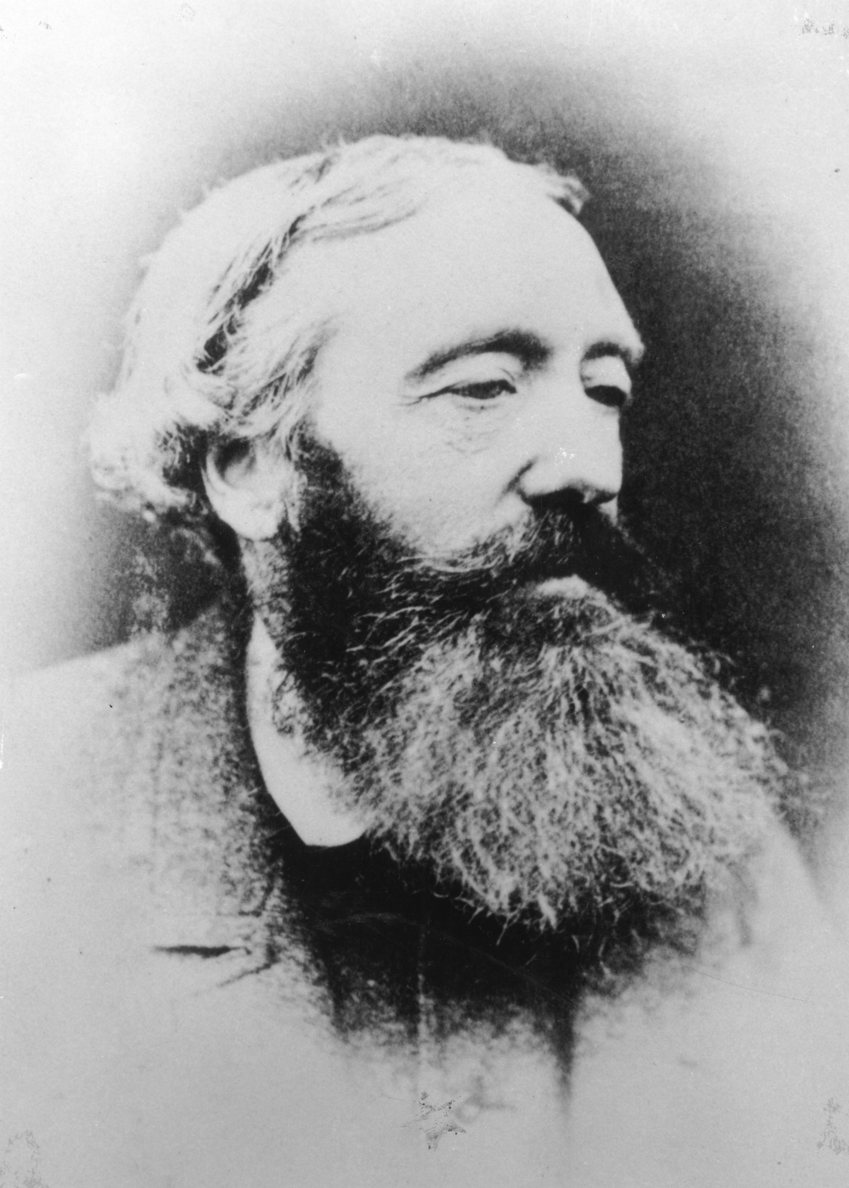 Photo of Walter Traill Dennison, Orkney folklorist from the Orkney island of Sanday who collected folk tales from Orcadians.