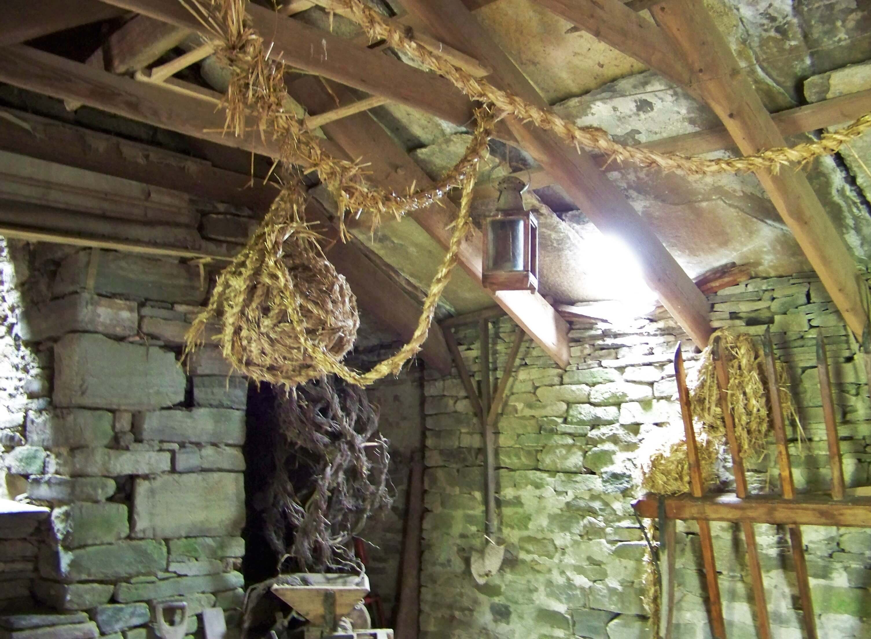 Simmans rope, Orkney Islands, Scotland, UK. #Orkneyology.com