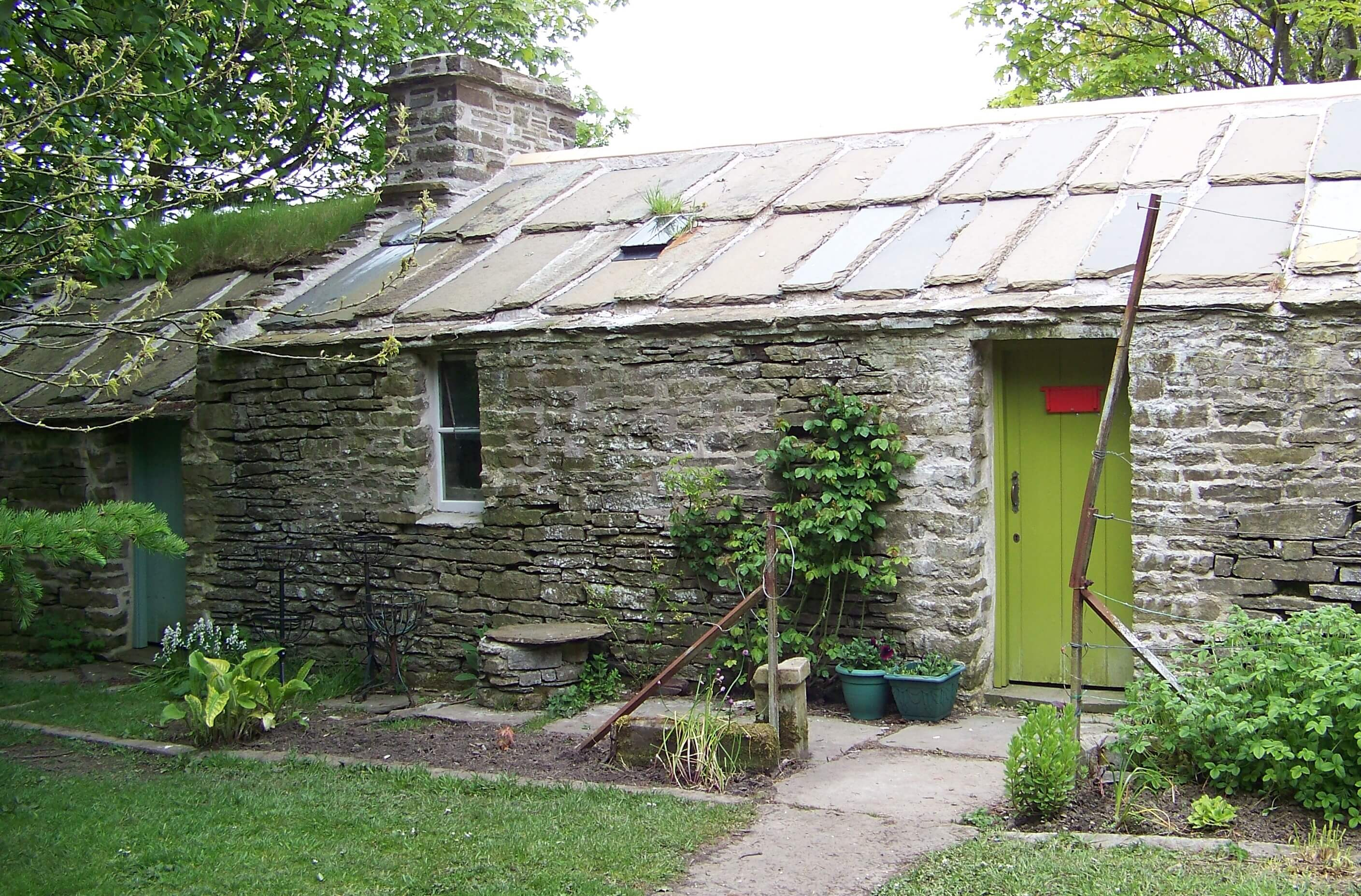 Edwin's cottage