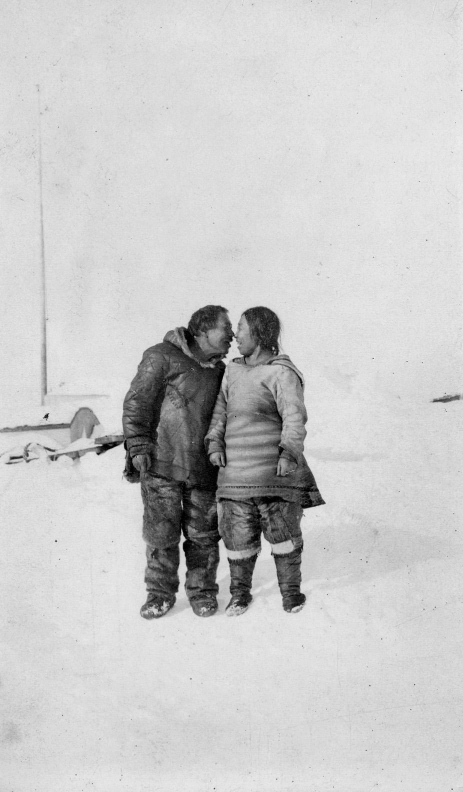 Hudson's Bay Company archive photo, Canadian Arctic